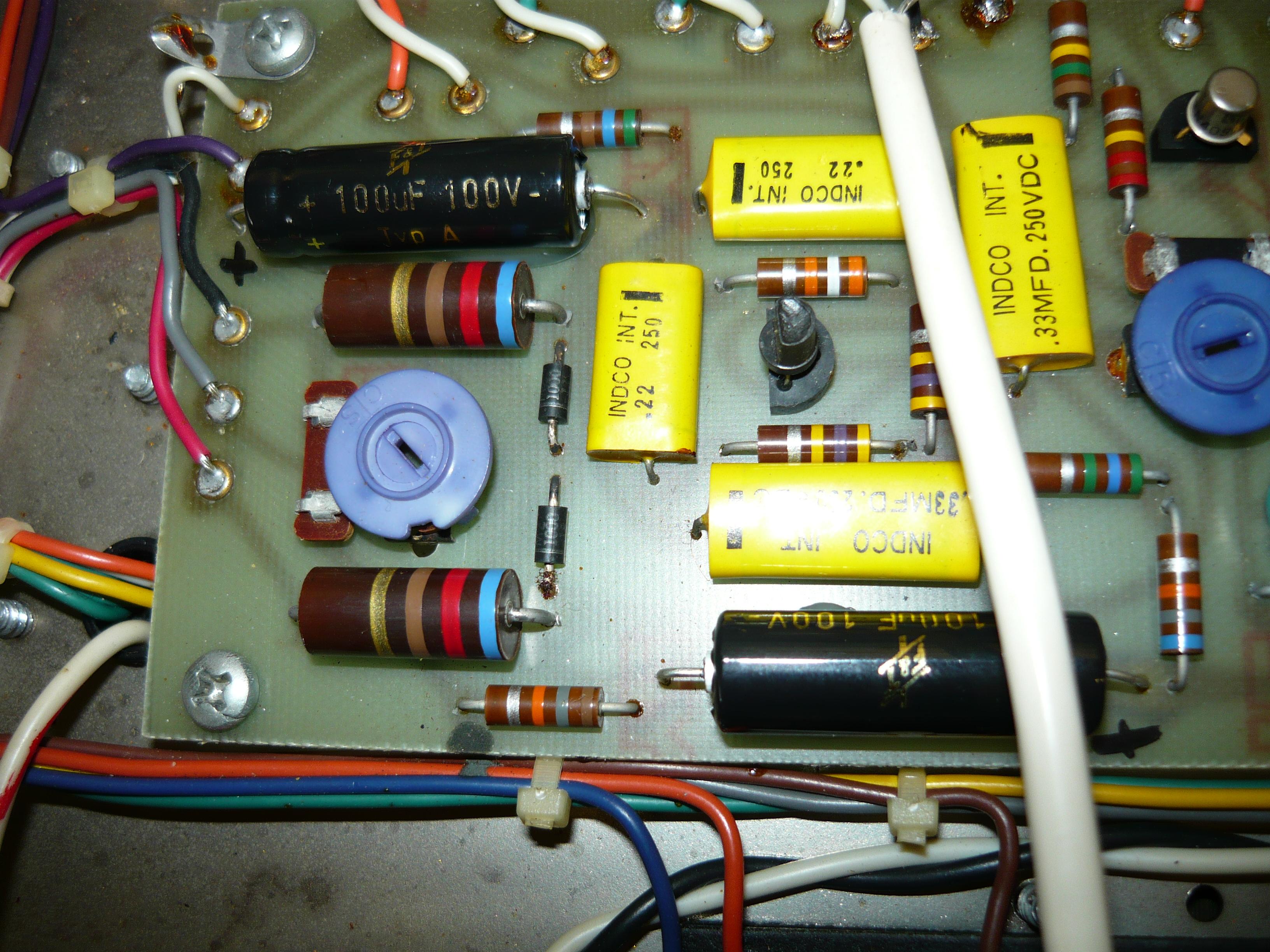 April 2012 Ivanrichards Passive 2band Baxandall Tone Control Circuit You