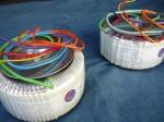 toroidal 240V mains transformers byHarbuch