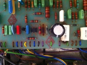 low voltage power supply faults on this board