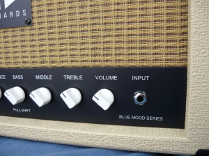Blue Mood EL34 amp head