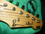ESP Ronnie Wood Telecaster