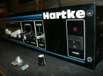 Alex's Hartke 500W bass amp head