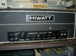 Hiwatt DR103 serial 12465 April 1978