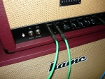 (optional) buffered FX Loop with KT88se sitting on Hame 1x12 cab